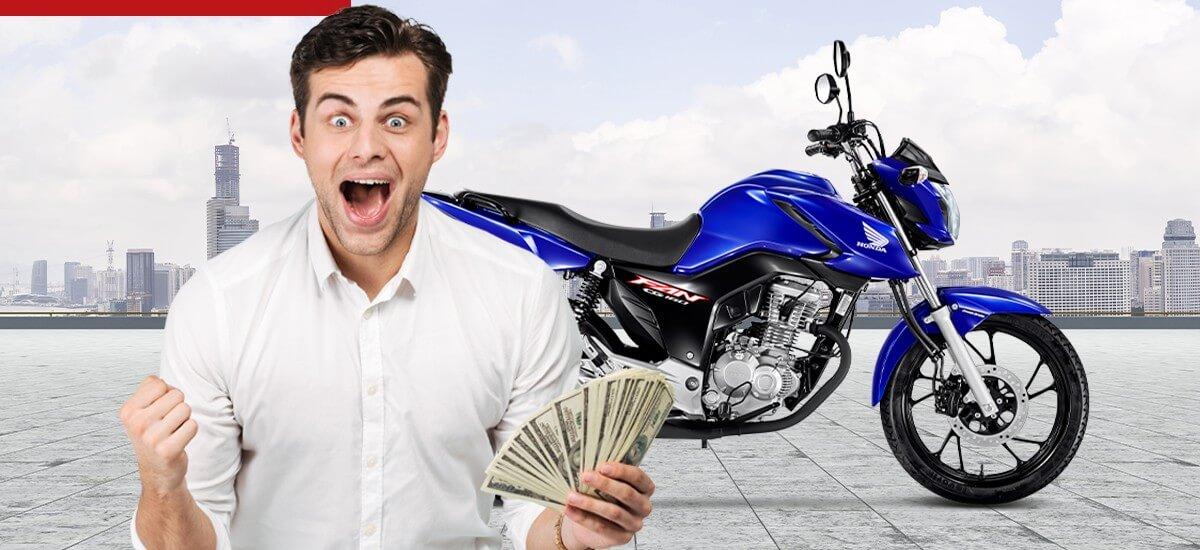 Descubra como deixar sua moto com alto valor de revenda